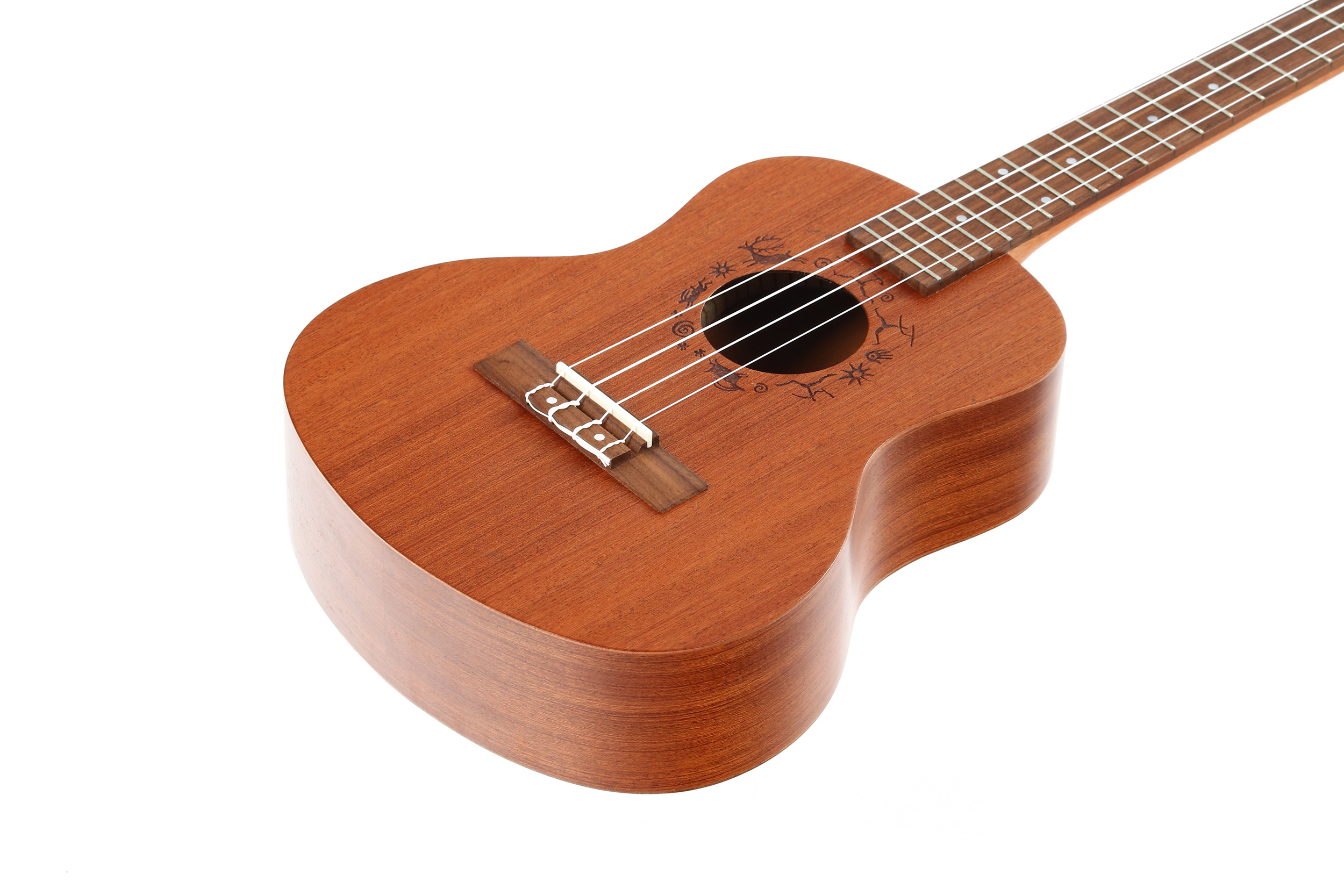 Flight Nut-310 Tenor Ukulele mit Tasche_1WF