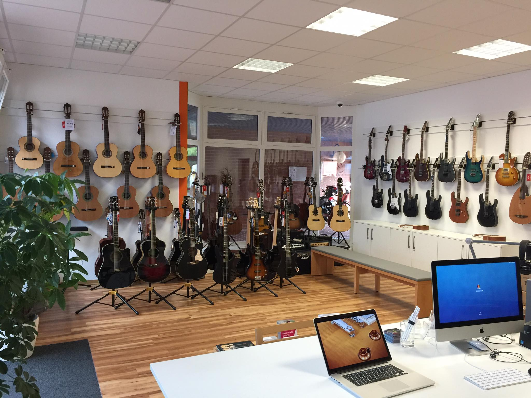 Guitar Shop Corda